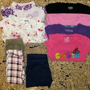 Other - BUNDLED toddler girl clothes. 4T